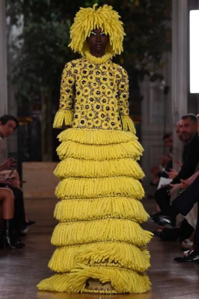 #SuzyCouture: Valentino: Fabulous Folk Fashion