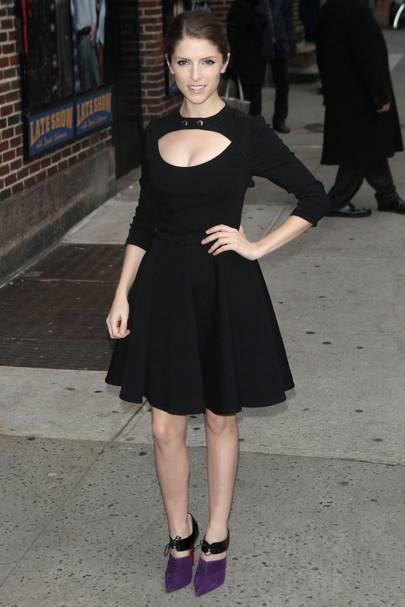 Late Show with David Letterman, New York - December 16 2014