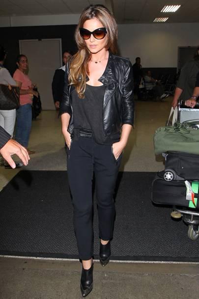 LAX Airport, LA – August 14 2013