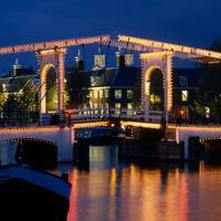 Canal Bridges, Amsterdam