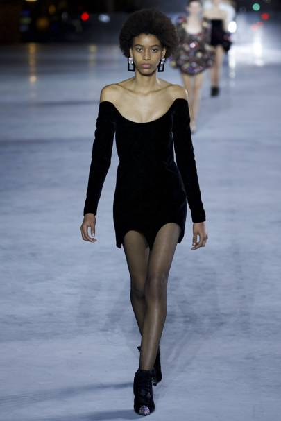 Fashion Witch: Saint Laurent