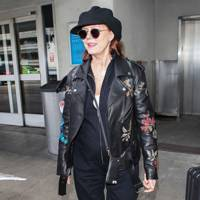 LAX International Airport, Los Angeles - March 30 2018