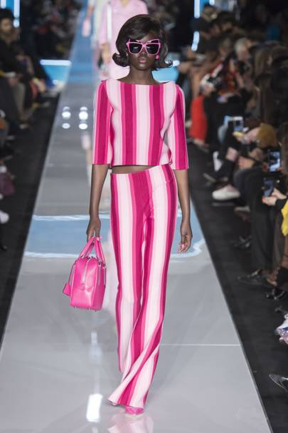 Moschino Autumn/Winter 2018 Ready-To-Wear Collection