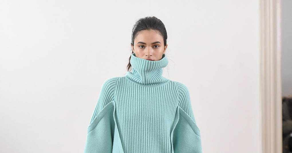 9346885fe857e Antonio Berardi Autumn Winter 2018 Ready-To-Wear show report   British Vogue