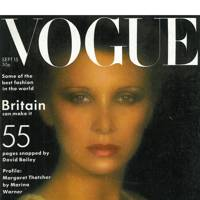 Vogue Cover, September 1975
