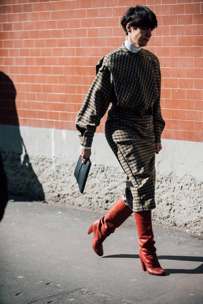 The Accessory: Pavement Pounding Boots