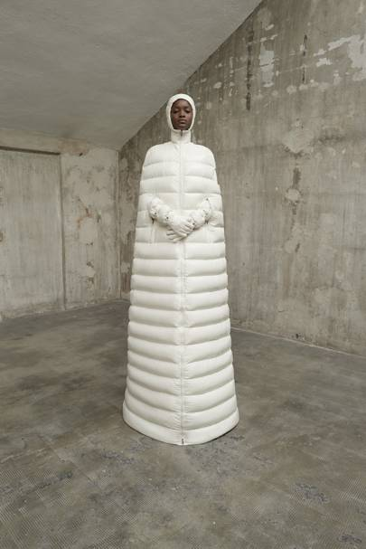 Moncler 1 Pierpaolo Piccioli Autumn/Winter 2018 Ready-To-Wear collection
