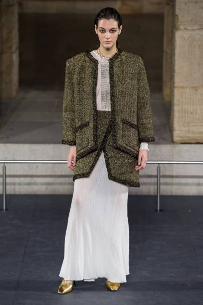 Chanel Autumn Winter 2019 Pre Fall Show Report British Vogue