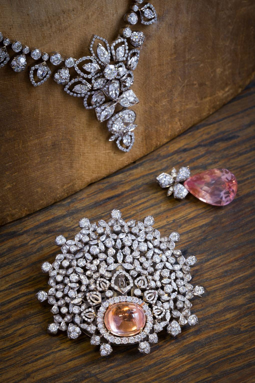 0b48eee03 #SuzyCouture: Jewellery With a Story to Tell   British Vogue
