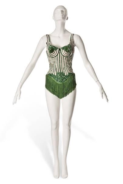 Madonna's Jean Paul Gaultier corset