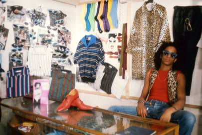 Don Letts, 1976