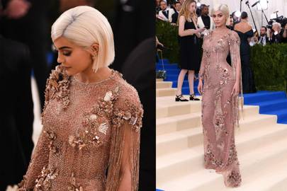 Kylie's Blonde Ambition