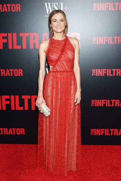 The Infiltrator premiere, New York - July 11 2016