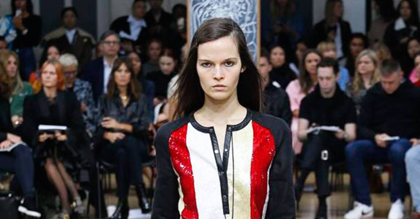 JW Anderson SpringSummer 2018 Ready To Wear show report