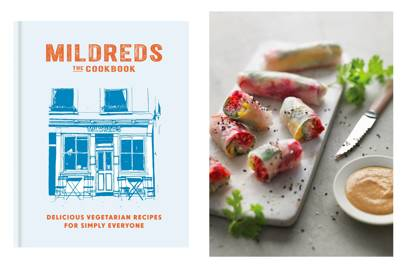 Mildred's Delicious Vegetarian Recipes For Simply Everyone (Mitchell Beazley)