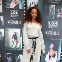 Lon Dunn+ Missguided collection launch, London - March 11 2017