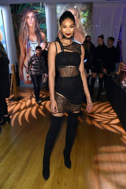 Sports Illustrated Swimsuit event, New York - February 15 2016
