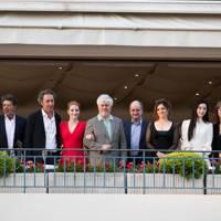 Jury Dinner - May 16 2017