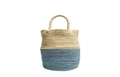 Artesano mini woven bag