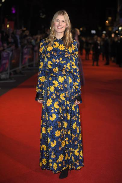 'Three Billboards Outside Ebbing Missouri' Premiere, BFI London Film Festival - October 15 2017