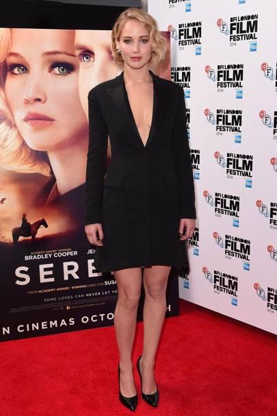Serena premiere, London – October 13 2014