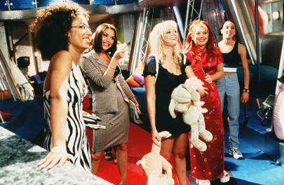 All Five Spice Girls Are Set To Star In A New Film