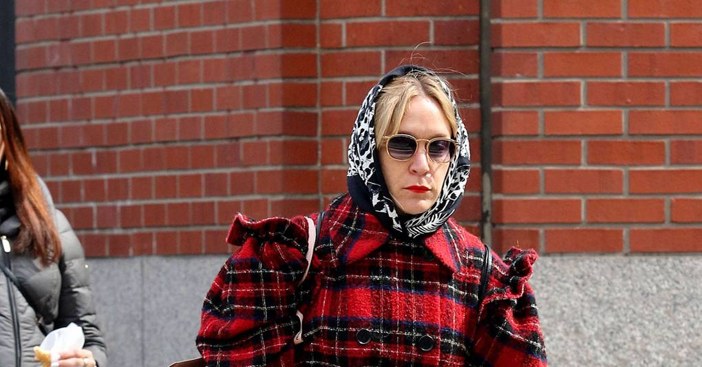 First Kendall, Now Chloë Sevigny Is Rocking This Granny-Chic Accessory