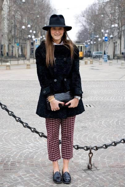 Marta Donadi, fashion assistant