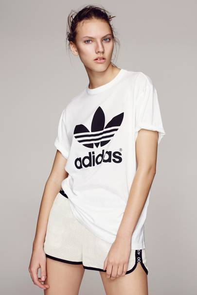 759aa2219b0 TOPSHOP and Adidas Originals have teamed up to create an exclusive  seven-piece capsule collection. The collaboration sees the high-street  giant rework ...