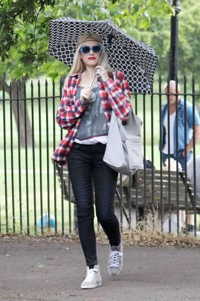 Primrose Hill, London - July 28 2013