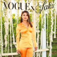 Saks Fifth Avenue + Vogue Summer celebration, New York - 12 July 2018