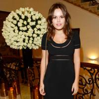 Gucci reception dinner in celebration of Frieze Masters, London - October 15 2014