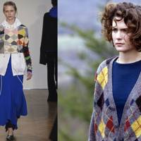 The Argyll knit