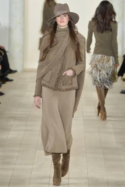 Ralph Lauren Autumn Winter 2015 Ready-To-Wear show report  1037723bc7e