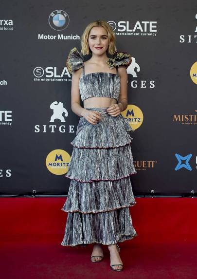 """Chilling Adventures of Sabrina"" premiere at Sitges Film Festival – October 7 2018"