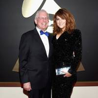 Meghan Trainor & her dad, Gary