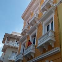 Ceviche tour, Cartagena