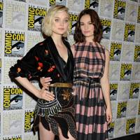 Comic-Con Pride and Prejudice and Zombies panel, San Diego - July 11 2015