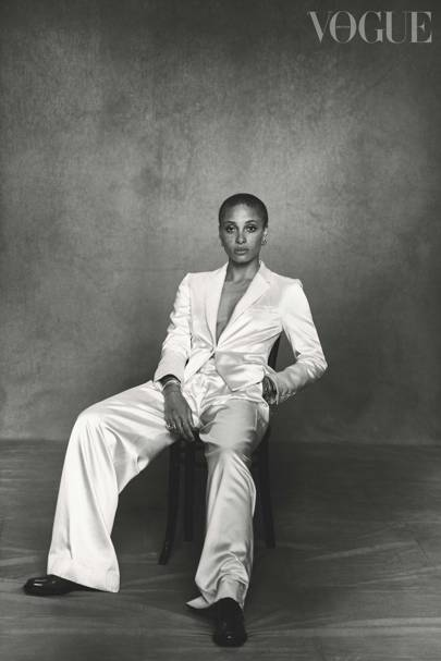 Adwoa Aboah On How Becoming An Activist Changed Her Life
