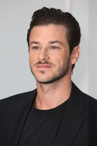Gaspard Ulliel as Yves Saint Laurent