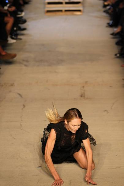 Candice Swanepoel's Givenchy Fall