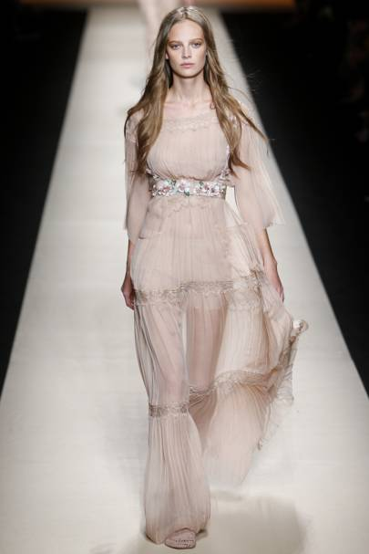 Alberta Ferretti Spring/Summer 2015 Ready-To-Wear show report ...