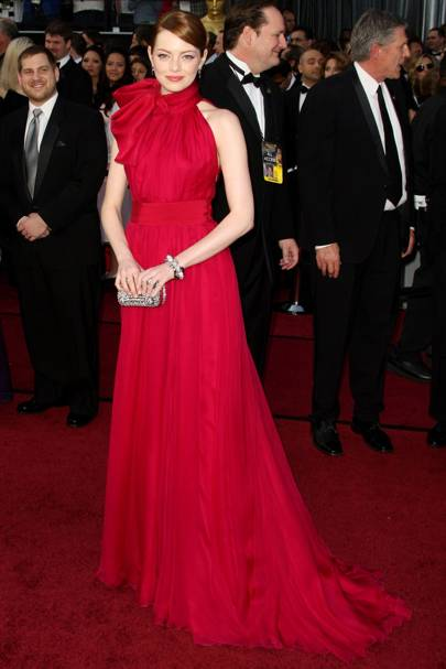 Emma Stone - 2012
