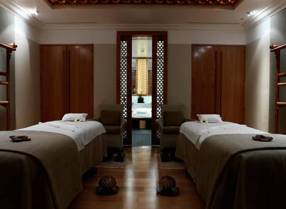 The Aman Spa at The Connaught