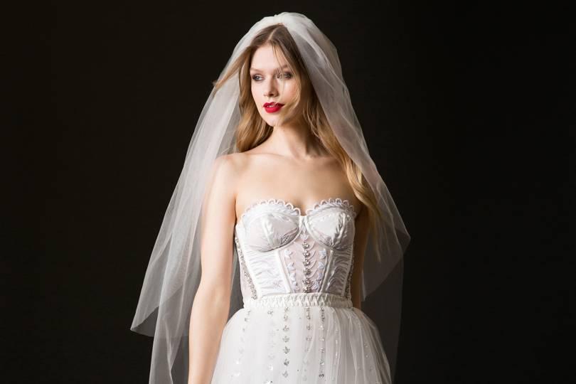 Temperley Spring/Summer 2019 Bridal