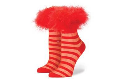 The Peekaboo Socks