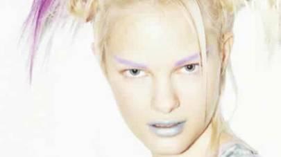 Vogue cover, April 2010