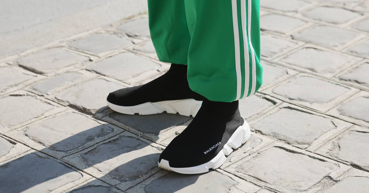 694fb61bbb0c7d Balenciaga s Speed Trainer Is The Shoe Of 2017