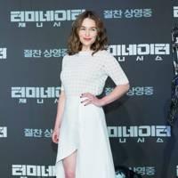 Terminator Genisys premiere, Seoul - July 1 2015