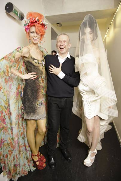 42f833630 Jean Paul Gaultier fashion and style pictures | British Vogue